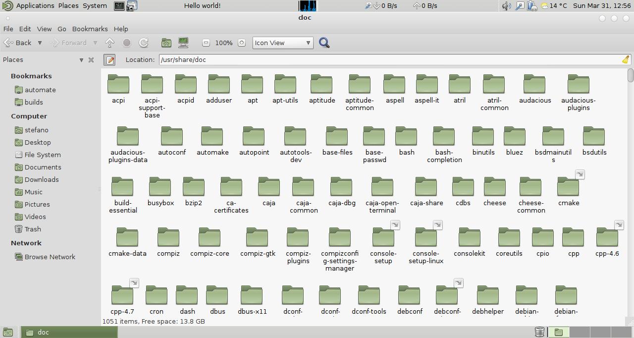 MATE To Make It Into Debian Repositories - Slashdot
