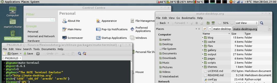 MATE Desktop Environment | MATE